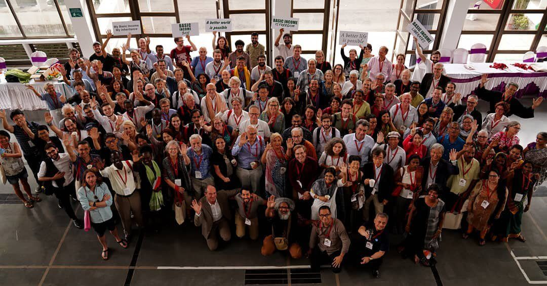 Participants of the 19th Congress of the Basic Income Earth Network (BIEN)