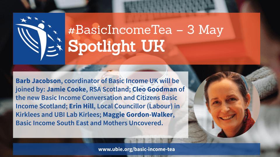 Basic Income Tea - 3 May 2020 - Spotlight UK