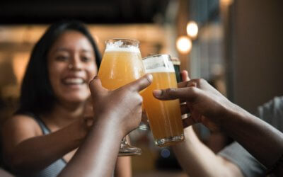 Get together for a Basic Income Beer