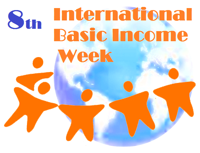 Interview series about Basic Income Week