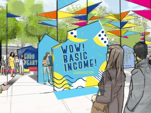 Wow! Basic Income! Creating an interactive exhibition
